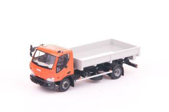 model AVIA D-Line oranž kontejner výrobce modelu: Foxtoys měřítko: 1:43