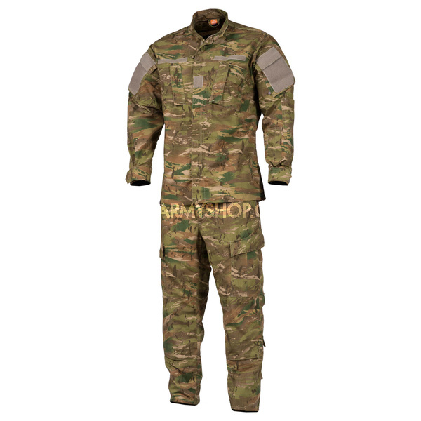 souprava ACU Pentagon ripstop camo S kompletní uniforma ACU (Army Combat Uniform – armádní bojová uniforma) známé značky Pentagon