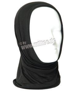 šátek Headgear černý šátek Headgear černý    univerzální šátek jednotné velikosti    bezešvý    lze nosit jako čepici