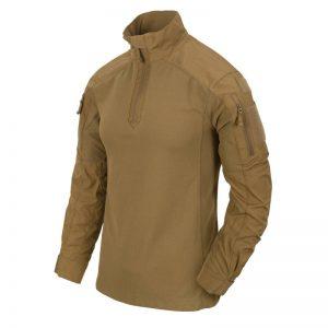 košile Helikon taktická MCDU Combat Shirt-NyCo Ripstop-coyote Hledáte odolnou azároveň prodyšnou košili
