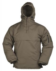bunda Combat anorak zimní oliva     větruvzdorná bunda