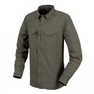 košile Helikon Defender Mk2 Tropical Shirt-Dark Olive L Ať jste na safari