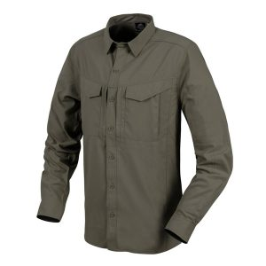košile Helikon Defender Mk2 Tropical Shirt-Dark Olive XXXL Ať jste na safari