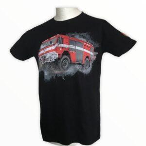 tričko TATRA pánské Force 4x4 hasič černé     materiál: 100% bavlna    prát ažehlit po rubu!    nové zboží